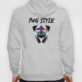 Pug Style Hoody