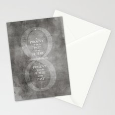 Continuum [BW VER] Stationery Cards