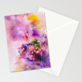 bacteria   Stationery Cards