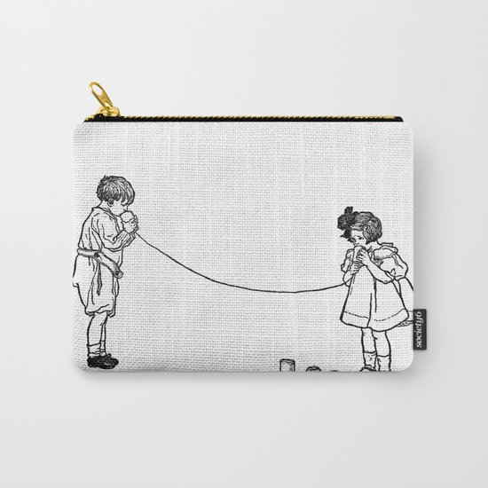 Secrets Carry-All Pouch
