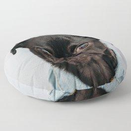 Pug Got Style Floor Pillow