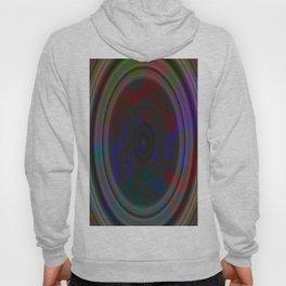 Abstract Circles Hoody