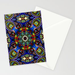 Egyptian Cobra Guardians Stationery Cards