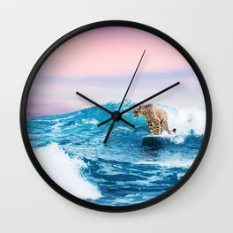 Sea Seeker Wall Clock