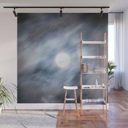 La Lune est Pleine Wall Mural