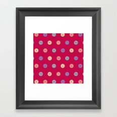 Lonely Hearts Framed Art Print