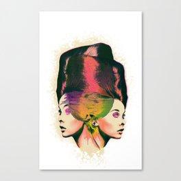 Twin Beehive Canvas Print
