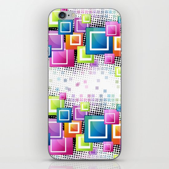 I'm Just Too Freakylicious For Ya Babe.  iPhone & iPod Skin