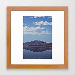ANTELOPE ISLAND II Framed Art Print