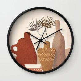 Still Life Art IV Wall Clock