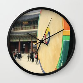 The royal drum Wall Clock
