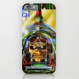 iron aces maiden 2021 iPhone Case