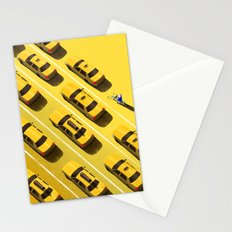 New York Cabs Stationery Cards