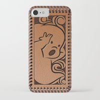 wallet iPhone & iPod Cases featuring Little Ghosty Wallet by Billy Davis