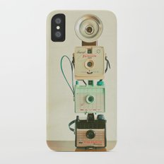 Tower of Cameras iPhone X Slim Case