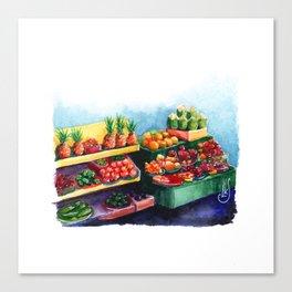 Hawaiian Sweets Canvas Print