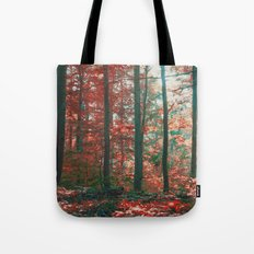 into the woods 11 Tote Bag