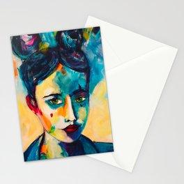 Girl 7 Stationery Cards