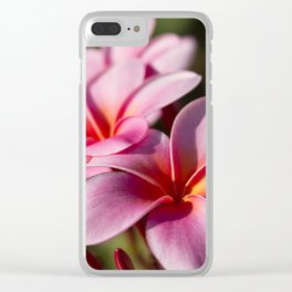 Kaupo Summer Treasure Clear iPhone Case