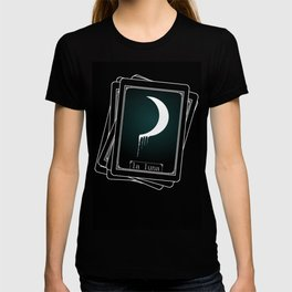Luna Tarot Card T-shirt