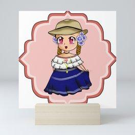 A littlepanamanian Mini Art Print