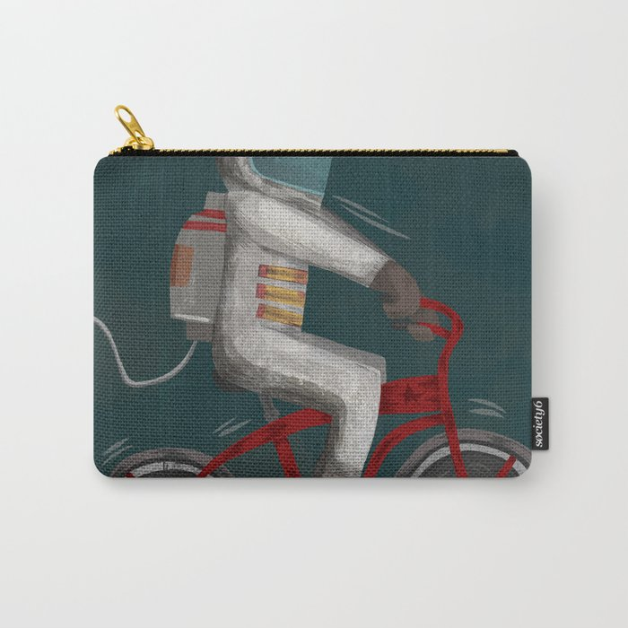 Artcrank poster Carry-All Pouch