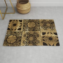Lament Configuration Side A Rug