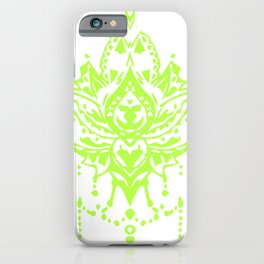 The Beauty of Mirror iPhone Case