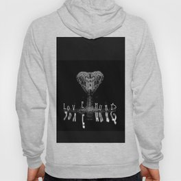 Love Therapy: Reflections - A celebration of life itself Hoody