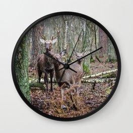 Noble family Wall Clock