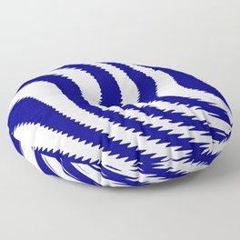 Mariniere marinière variation VII Floor Pillow