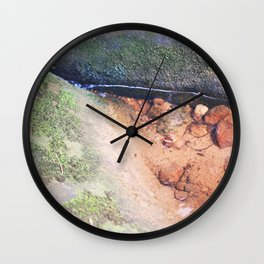 Life in the Undergrowth 03 Wall Clock