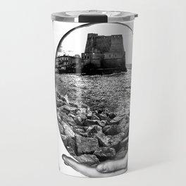 Castel dell' Ovo Napoli Travel Mug