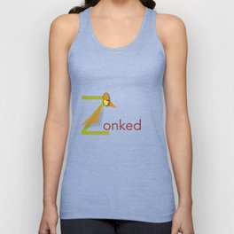Zonked Unisex Tank Top