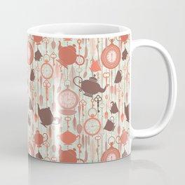Vintage Tea Time Coffee Mug