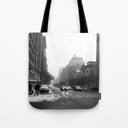 Galoshes in the City Tote Bag