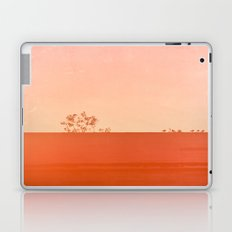 Red Wall Laptop & iPad Skin