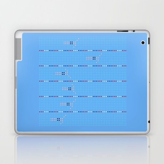 Olympic - Swim 2 Laptop & iPad Skin
