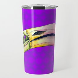CalaveraPOP Flamingo. Travel Mug