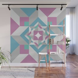 To Be Wall Mural