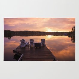 Dock of the Bay Rug