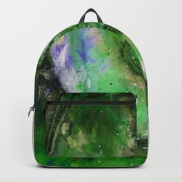Nature Music No.1B by Kathy Morton Stanion Backpack
