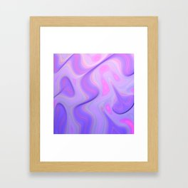 Getting a Groove On Framed Art Print