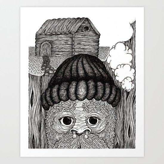 Day Dream Art Print