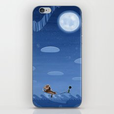 Under the Stars iPhone & iPod Skin