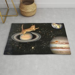 Cat.In.Space. Rug