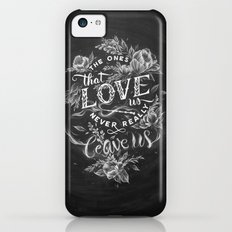 Harry Potter - The Ones That Love Us Slim Case iPhone 5c