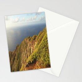 Morning On Koko Head Crater Ridge Stationery Cards