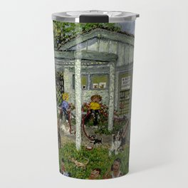 ARF by Jill Leslye Travel Mug