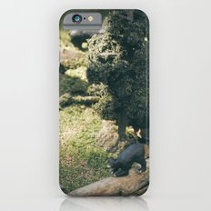 Temporary Happiness part 2 bear iPhone 6s Slim Case